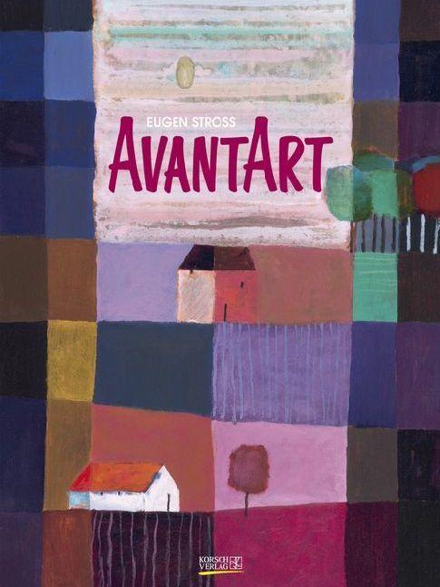 AvantArt 2018. Kunst Gallery Kalender