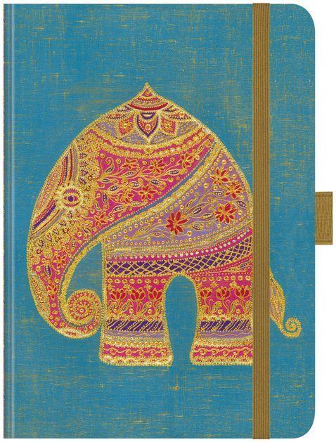 Premium Timer Big Indischer Elefant 2018