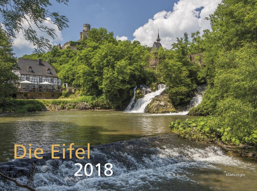 Eifel 2018 Wandkalender