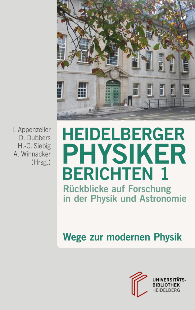 Wege zur modernen Physik / Heidelberger Physike...