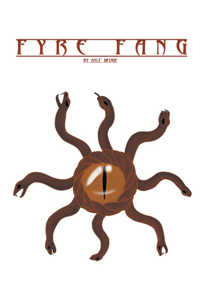 Fyre Fang als eBook Download von Kyle Hedge