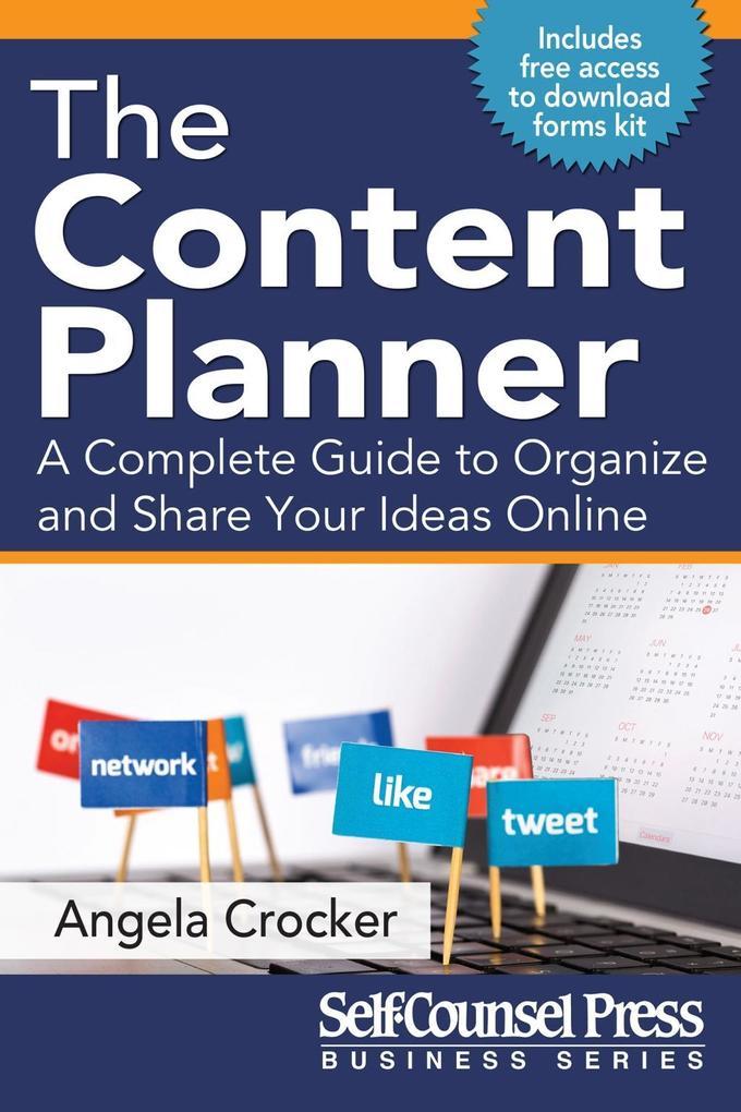 The Content Planner als eBook Download von Ange...