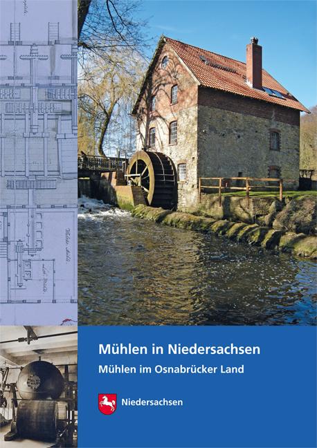 Mühlen in Niedersachsen als Buch von Rüdiger Wo...