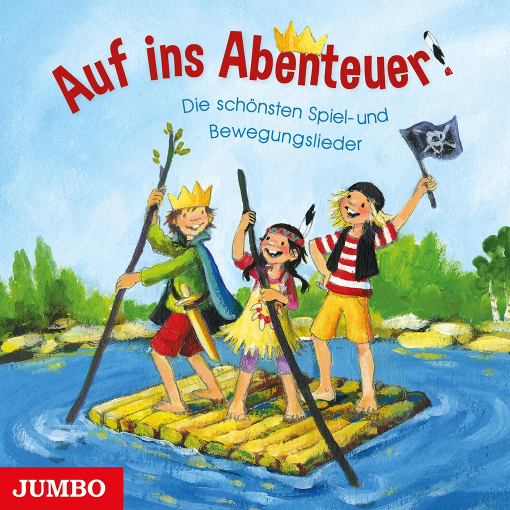Auf ins Abenteuer! als Hörbuch Download von Var...