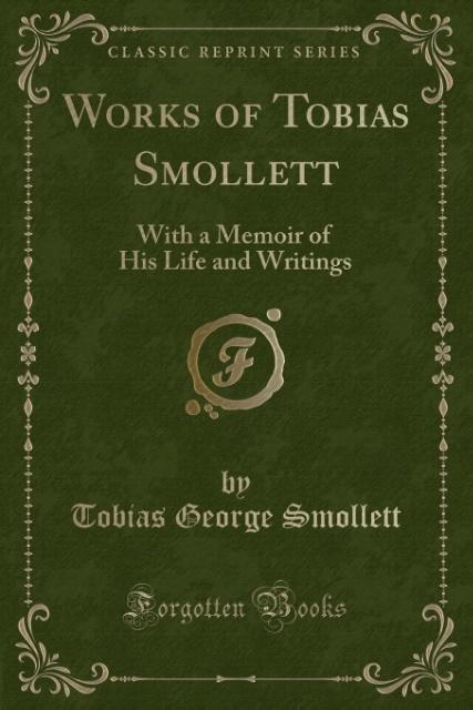 Works of Tobias Smollett als Taschenbuch von To...