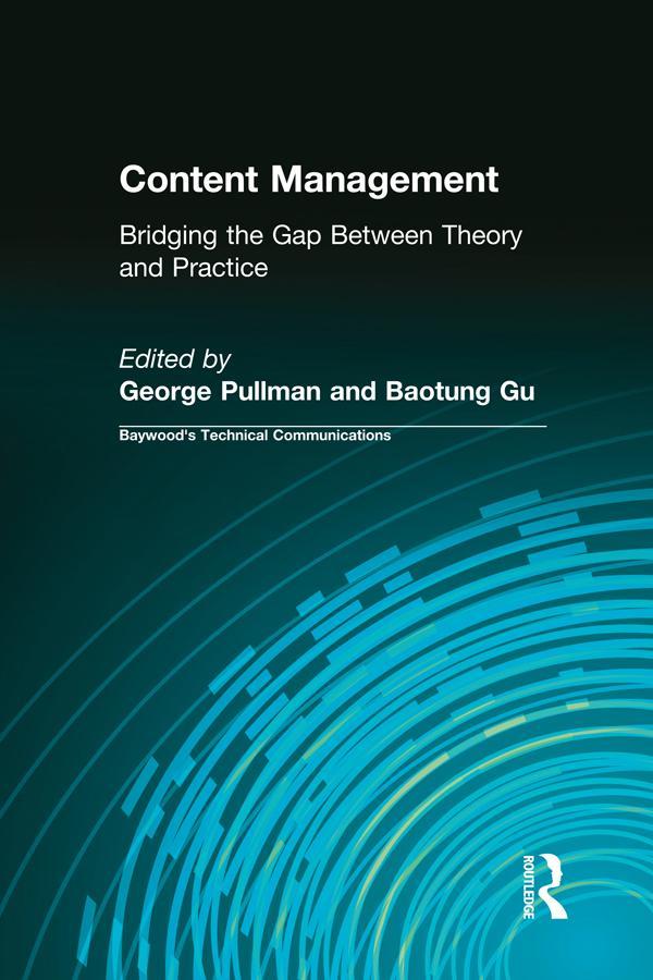 Content Management als eBook Download von