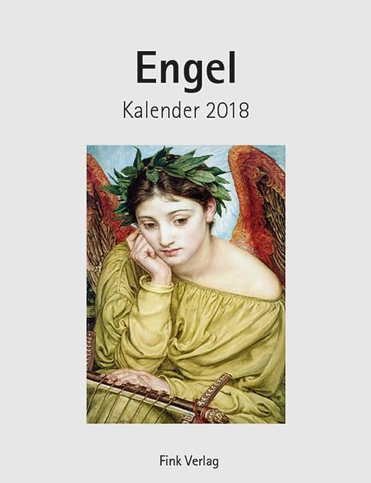 Engel 2018 Kunst-Einsteckkalender