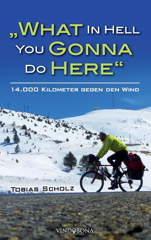 What In Hell You Gonna Do Here als Buch von Tob...