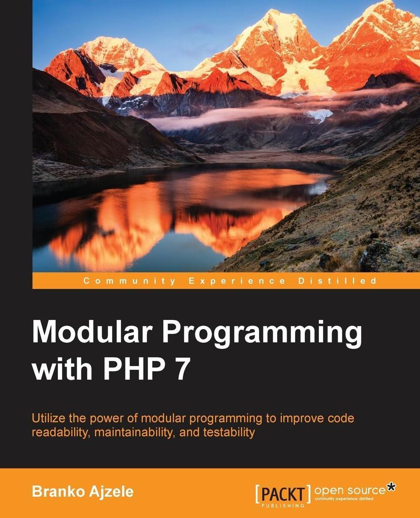 Modular Programming with PHP 7 als Taschenbuch ...