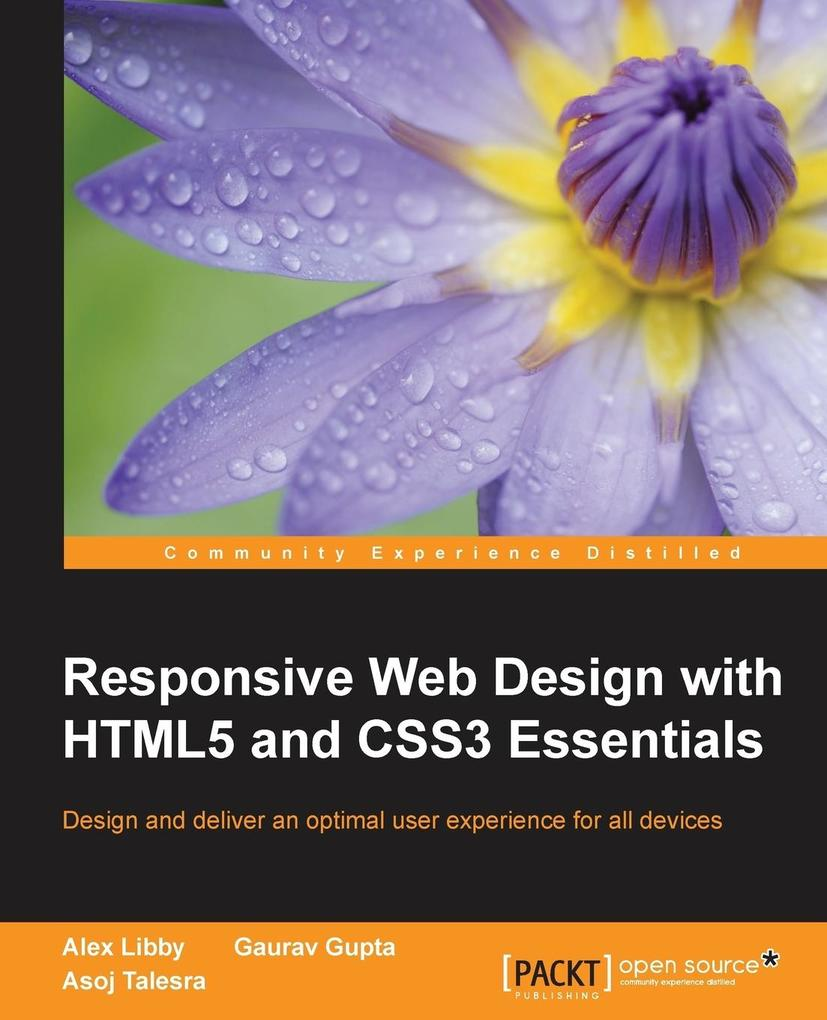 Responsive Web Design with HTML5 and CSS3 Essen...