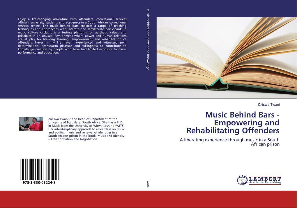 Music Behind Bars - Empowering and Rehabilitati...