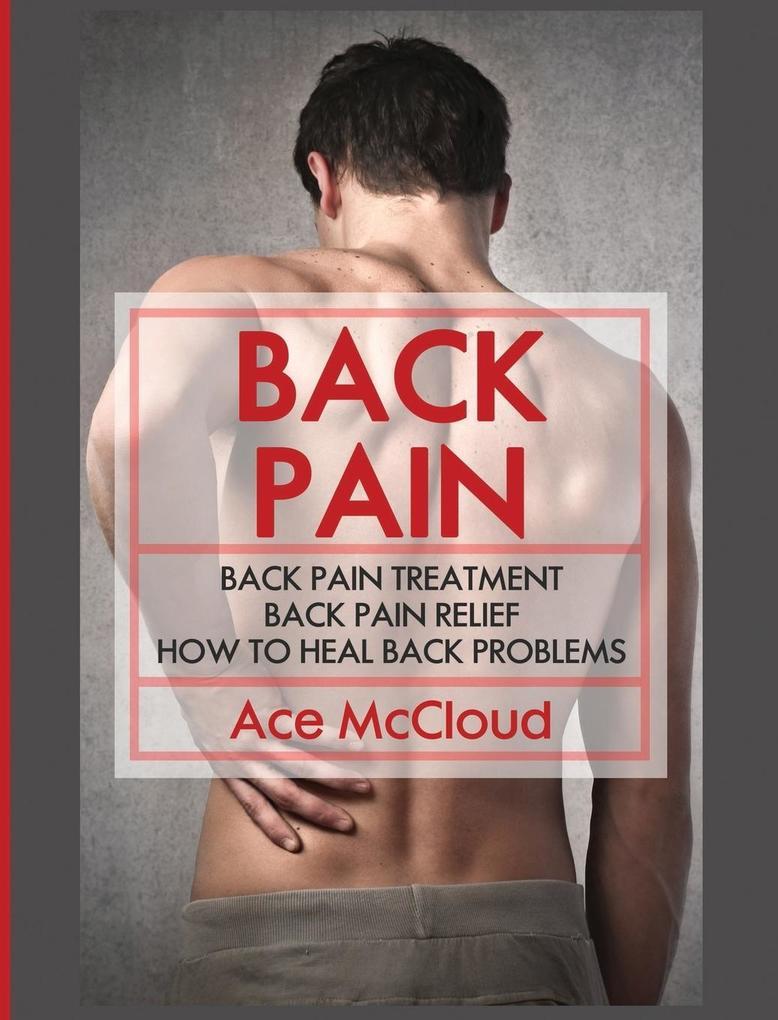 Back Pain als Buch von Ace Mccloud