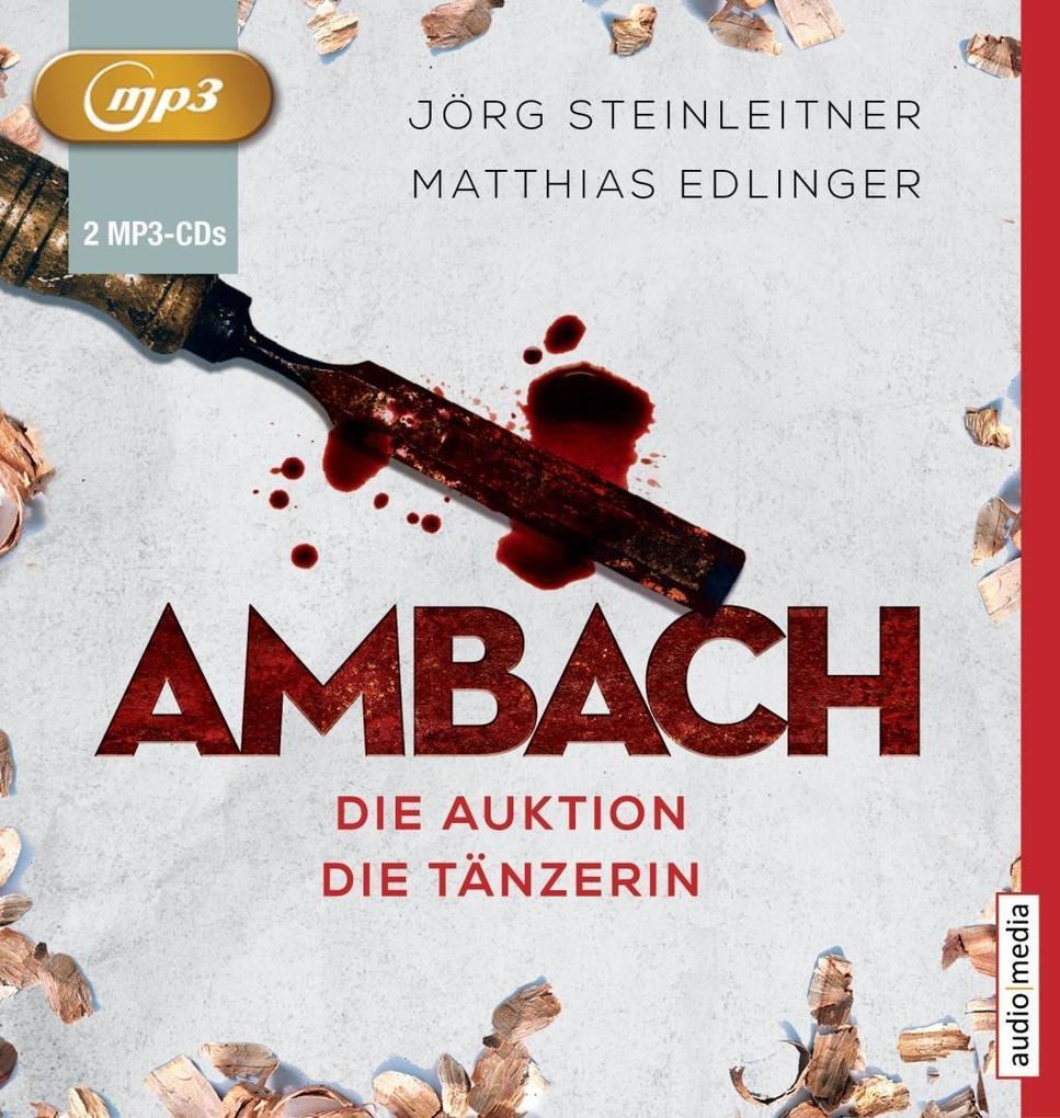 Ambach - Die Auktion/Die Tänzerin als Hörbuch C...