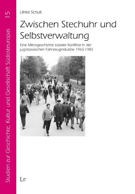 Zwischen Stechuhr und Selbstverwaltung als Buch...