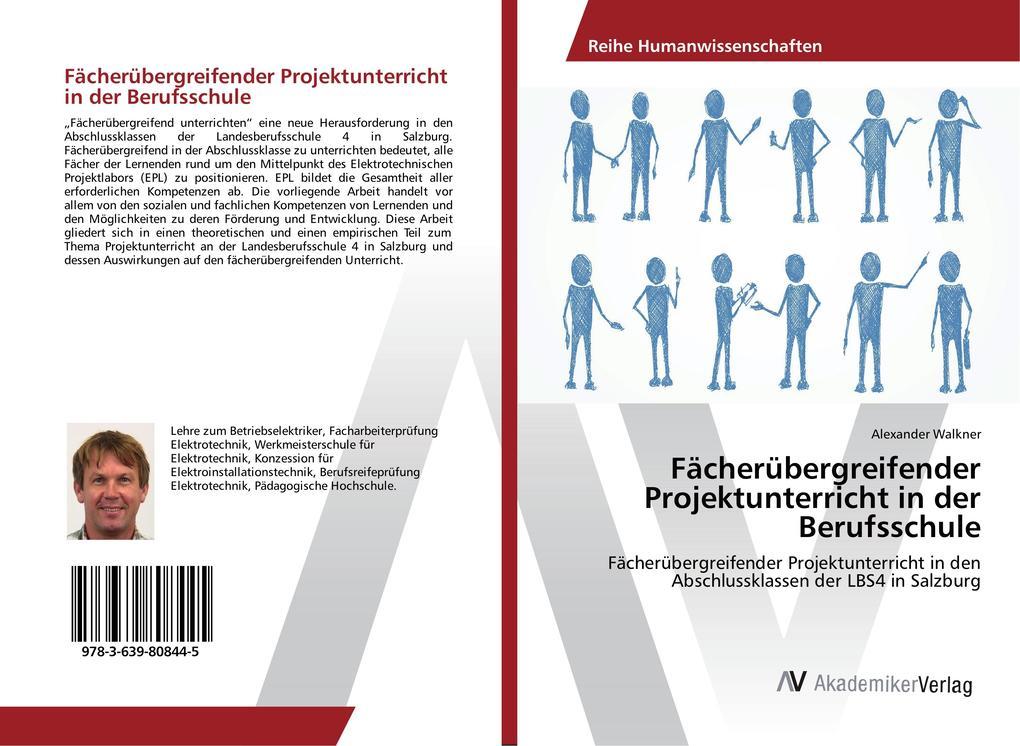 Fächerübergreifender Projektunterricht in der B...