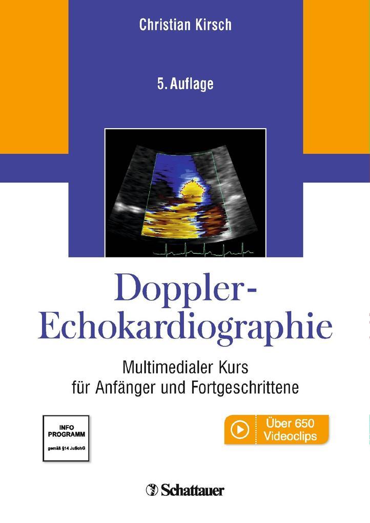 Doppler-Echokardiographie