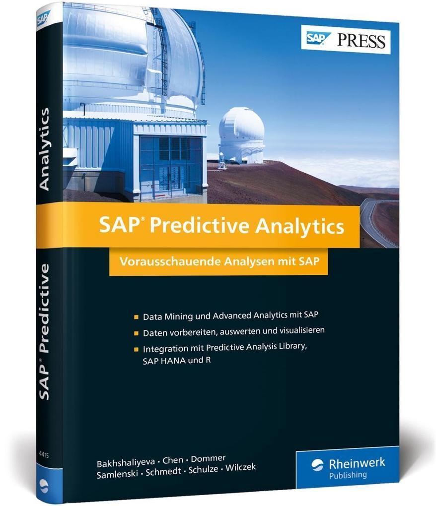 SAP Predictive Analytics als Buch von Nargiz Ba...