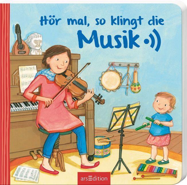 Hör mal, so klingt die Musik als Buch von Anne ...