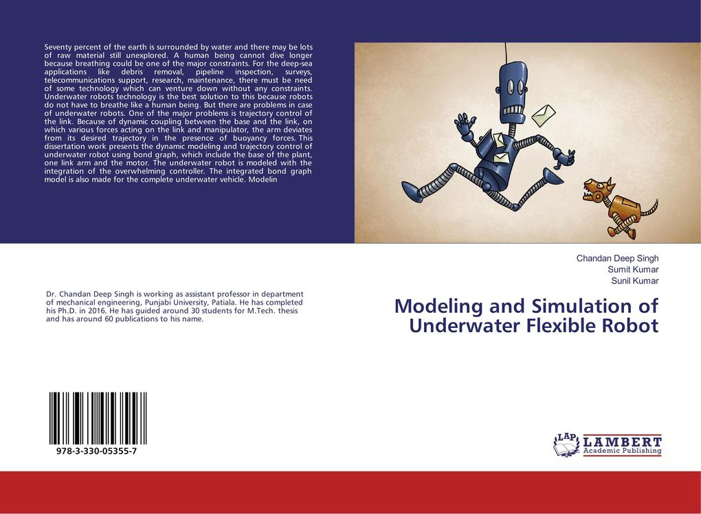 Modeling and Simulation of Underwater Flexible ...