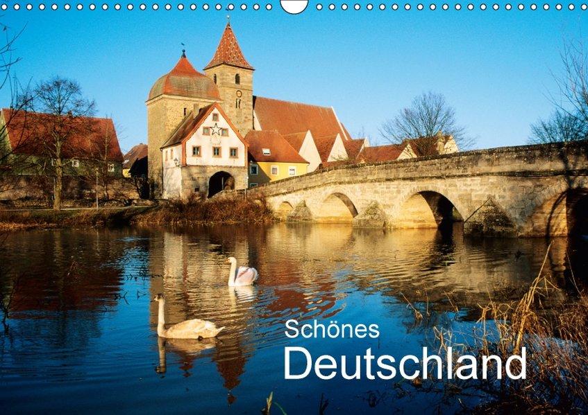 Schönes Deutschland (Wandkalender 2018 DIN A3 q...