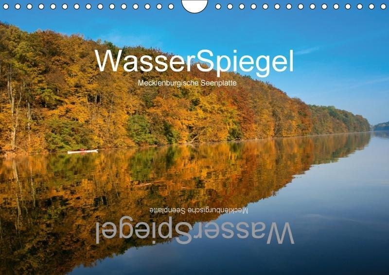 WasserSpiegel Mecklenburgische Seenplatte (Wand...
