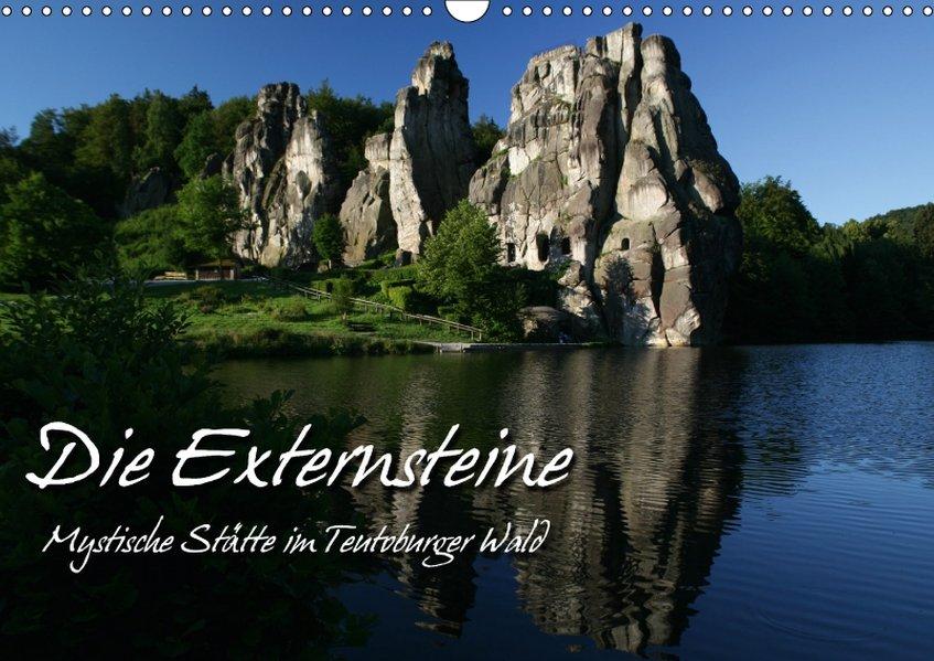 Die Externsteine (Wandkalender 2018 DIN A3 quer)