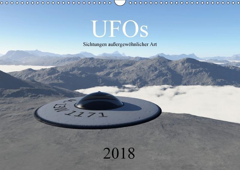 UFOs - Sichtungen außergewöhnlicher Art (Wandka...