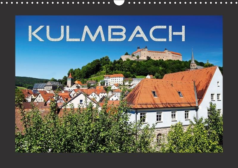 Kulmbach (Wandkalender 2018 DIN A3 quer)