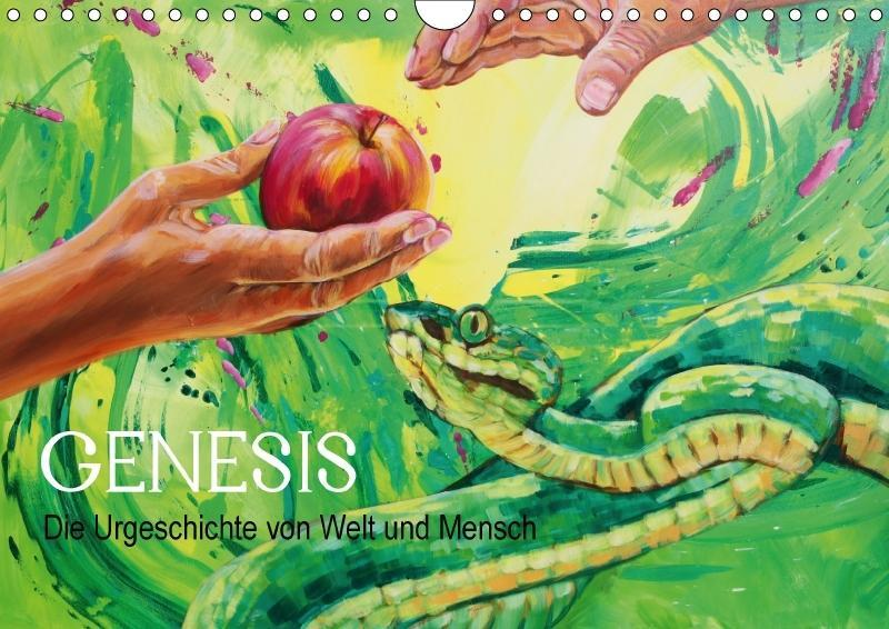 Genesis - Die Urgeschichte von Welt und Mensch ...