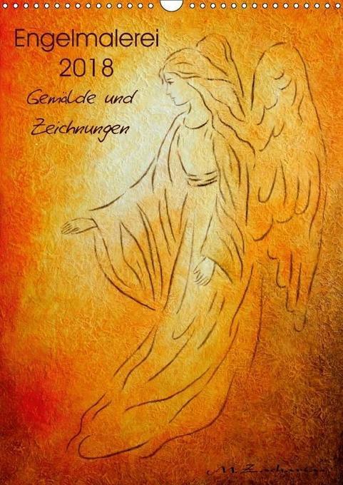 Engelmalerei 2018 Gemälde und Zeichnungen (Wand...