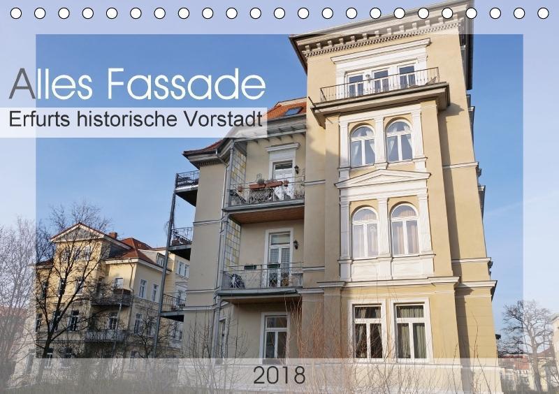 Alles Fassade - Erfurts historische Vorstadt (T...