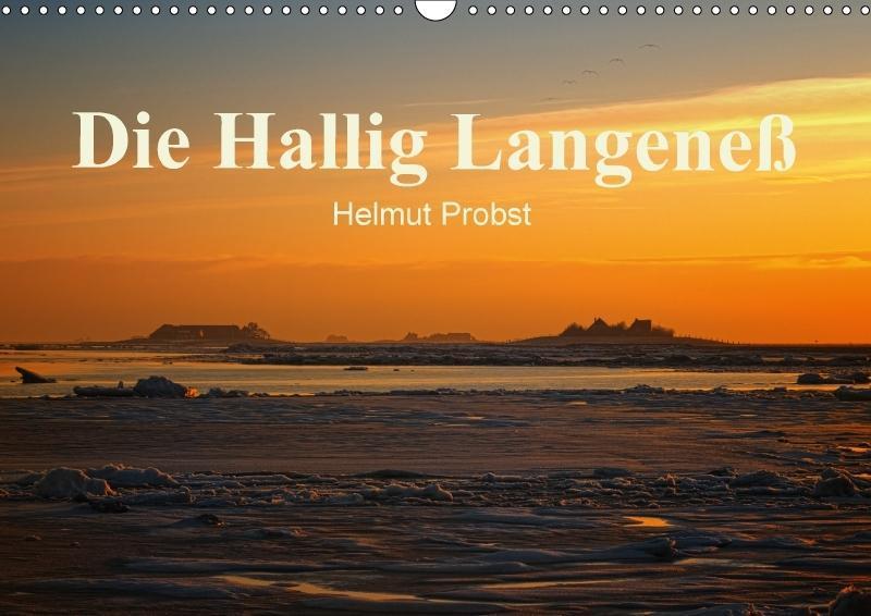 Die Hallig Langeneß / CH-Version (Wandkalender ...