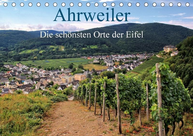 Die schönsten Orte der Eifel - Ahrweiler (Tisch...