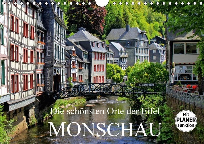 Die schönsten Orte der Eifel - Monschau (Wandka...