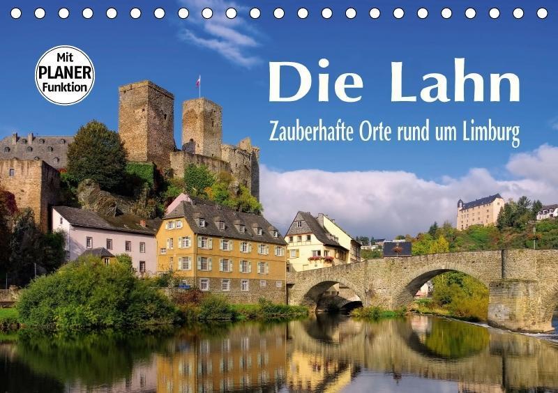 Die Lahn - Zauberhafte Orte rund um Limburg (Ti...