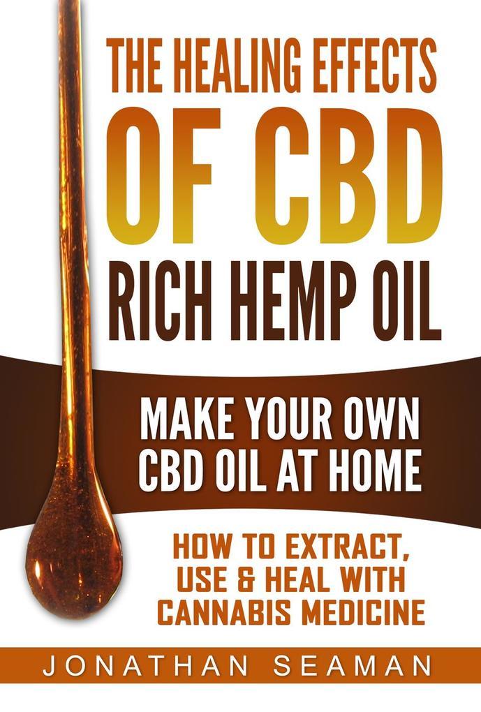 The Healing Effects of CBD Rich Hemp Oil - Make...