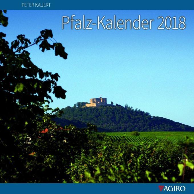 Pfalz Foto-Kalender 2018