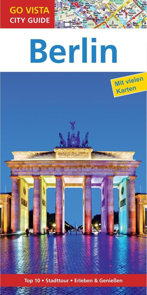 GO VISTA: Reiseführer Berlin als eBook Download...