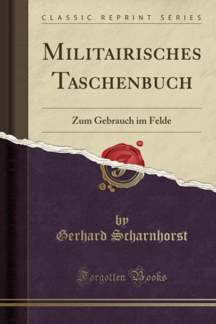 Militairisches Taschenbuch als Taschenbuch von ...