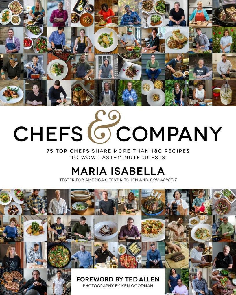 Chefs & Company als eBook Download von Maria Is...