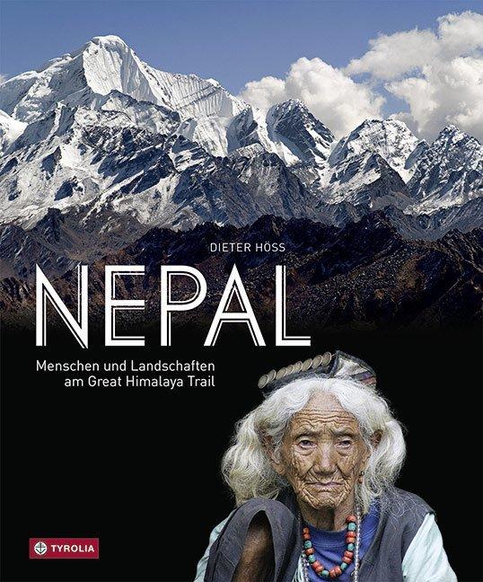 Nepal als Buch von Dieter Höss
