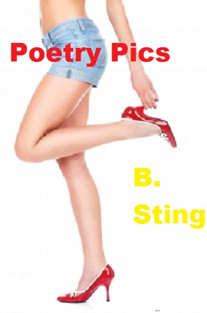 Poetry Pics als eBook Download von B. Sting