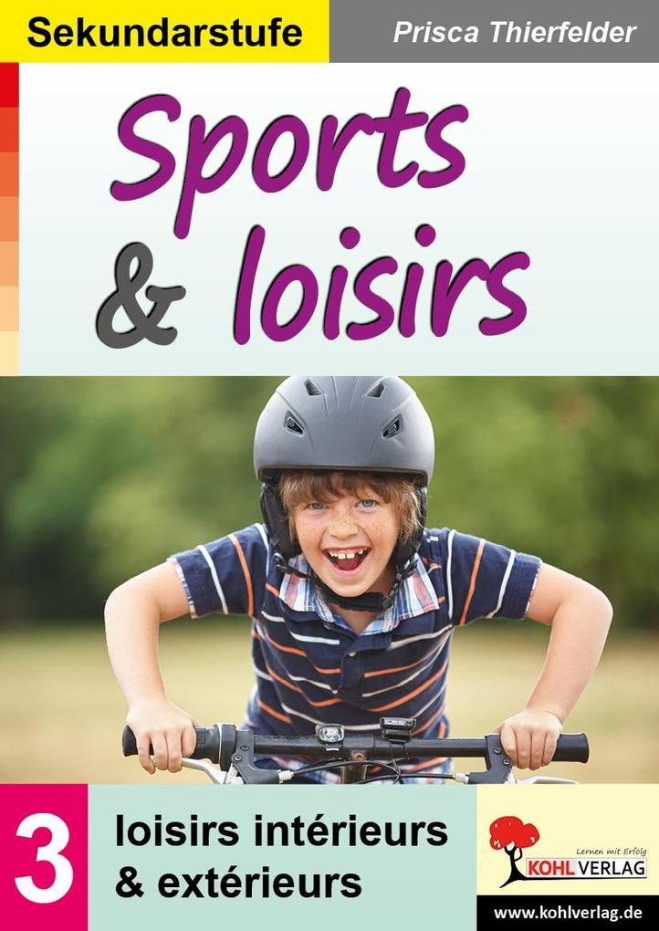 Sports & loisirs als eBook Download von Prisca ...