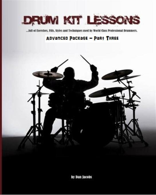 Drum Kit Lessons (Advanced Part Three) als eBoo...