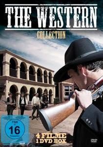 The Western Collection (4 Filme-Edition)