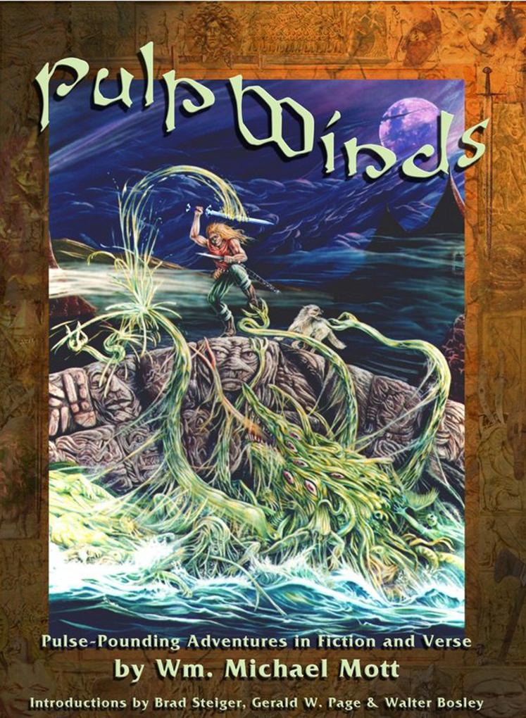 Pulp Winds als eBook Download von Wm. Michael Mott