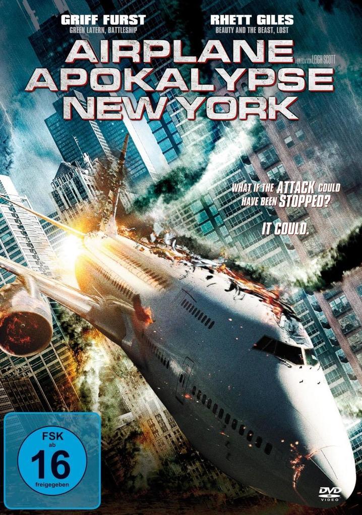 Airplane Apokalypse New York
