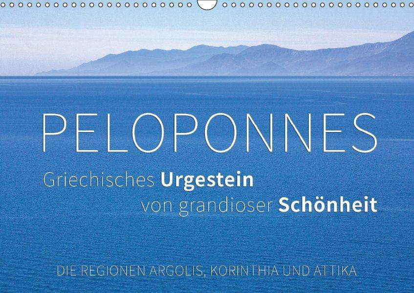 Peloponnes, Griechisches Urgestein von grandios...