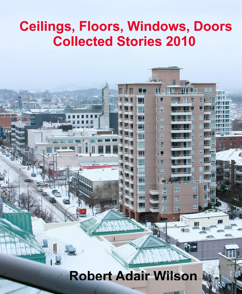 Ceilings, Floors, Windows, Doors: Collected Sto...