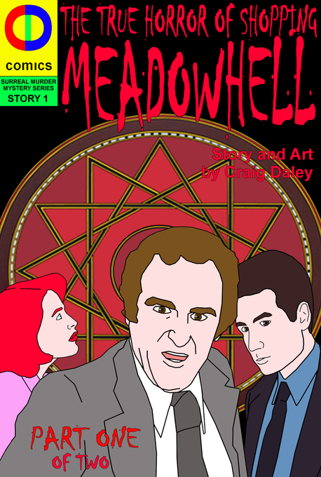 Meadowhell: The True Horror of Shopping als eBo...